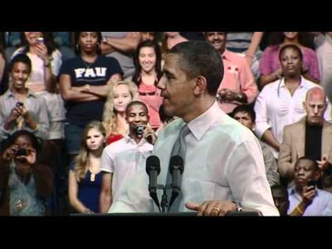 Obama Pushes 'Buffett Rule' in Florida