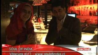 SOUL OF INDIA (CHILE) RESTAURANT AND LOUNGE.