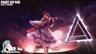 Repeat youtube video Nightcore - Part Of Me