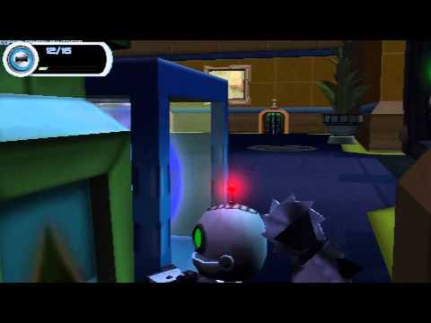 Secret Agent Clank PSP: Part 1 - Boltaire Museum