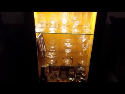 Home Made Drinks Cabinet from a 1900's Travel Trunk (DIY)
