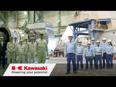 Standby Generator Sets (Kawasaki GPS Series) | Kawasaki Heavy Industries
