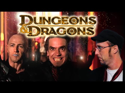 Dungeons and Dragons  Nostalgia Critic