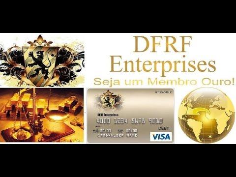 Apresentação resumida do negócio DFRFEnterprises