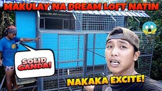 MAKULAY NA ANG BUHAY SA HOMING PIGEON DREAM LOFT | KONTING KONTI NALANG!