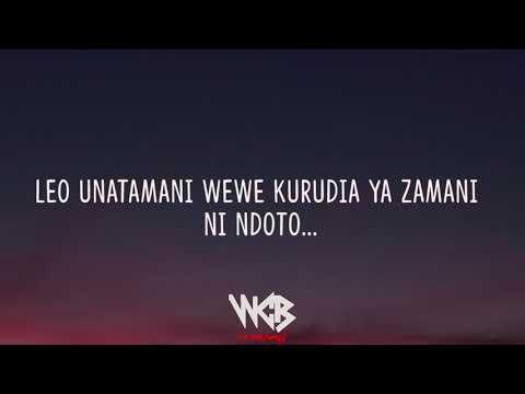 Rich Mavoko - Ibaki Story (Official Lyrics)