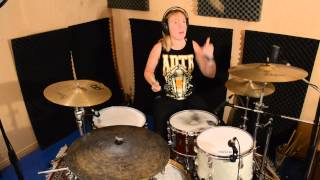 A Day to Remember - The Downfall of Us All Drum Cover (HD STUDIO QUALITY)