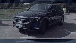 Новий Volkswagen Touareg Позашляховий тест драйв