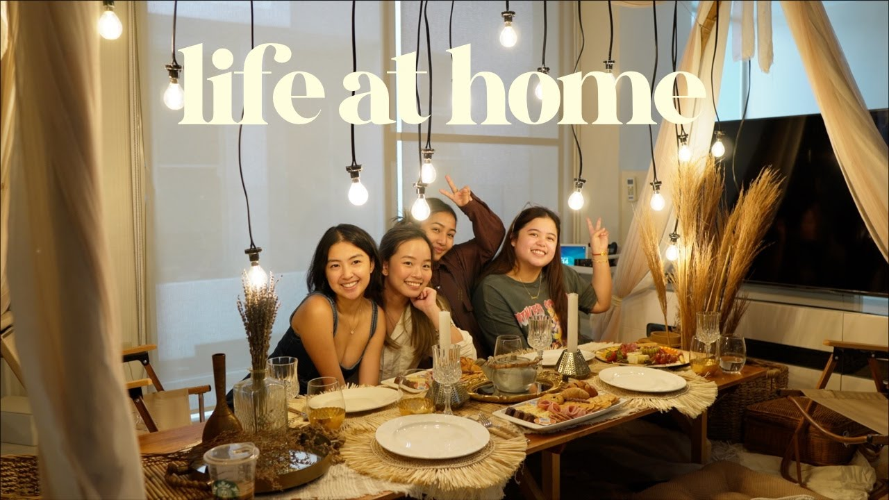 Download LIFE AT HOME: A Series of Unfortunate Events + Unexpected Birthday Surprise 🎂🥺🛋   Jammy Cruz