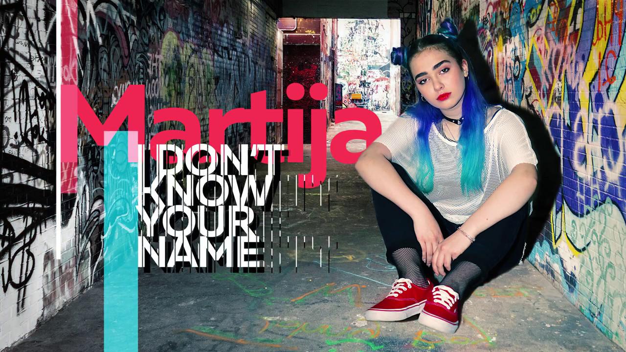 Martija Stanojkovic - I Dont Know Your Name (Lyric Video