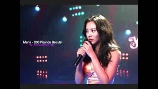 Kim Ah Joong (Maria) - 200 Pounds Beauty + Lyrics