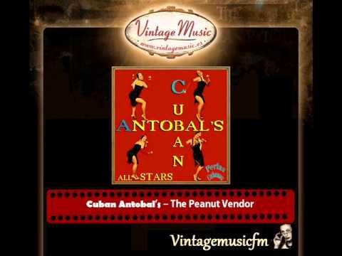 cuban antobal s the peanut vendor el manisero perlas. Black Bedroom Furniture Sets. Home Design Ideas