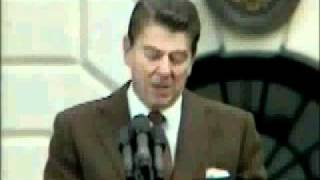 Ronald Reagan on Social Security