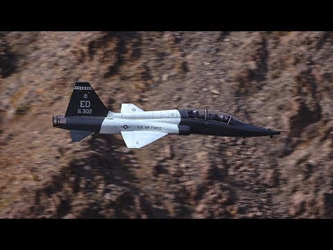 MV-22, T-38, F-16, F-18, Tornado, Typhoon, F-15SA Star Wars Canyon March 2018