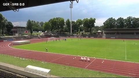Livestream von Fußball - EM Qualifikation Deutschland gegen Serbien