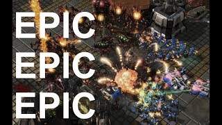 EPIC - INnoVation (T) v Serral (Z) BEST OF 7 - StarCraft 2 - Legacy of the Void 2019