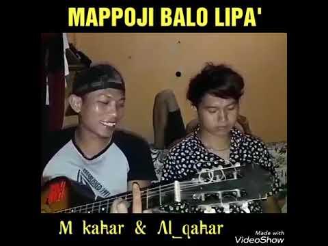 TERPOPULER..!!! BALO LIPA - 🅱LAGU BUGIS (gitar acoustic)