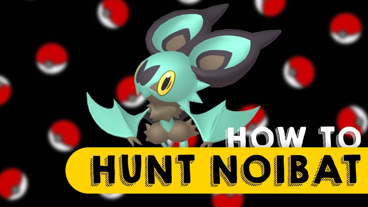 Download How to SHINY HUNT Noibat/Noivern in Pokémon Sword & Shield - the BEST way