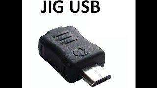 JIG USB Feito por Resistores ( Dead Boot )