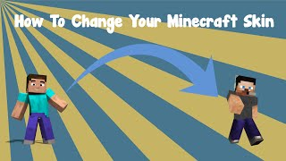 How To Change Your Minecraft Skin! Mac