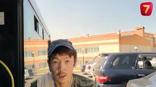 Автобус жүргізушімен бірге-бір шықты! - Q-елі 5 маусым (5 сезон)