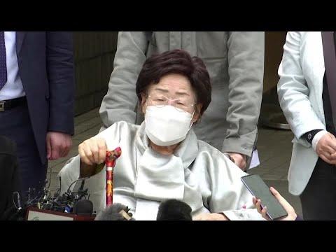 South Korea court dismisses 'comfort women' lawsuit