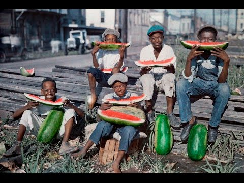 50 STUNNING COLORIZED PHOTOGRAPHS OF AMERICAN LIFE IN THE EARLY 20th CENTURY