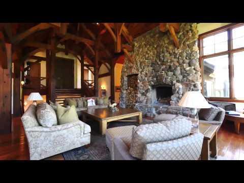 Rustic Ski in/Ski Out Deer Crest Home in Heber City, Utah