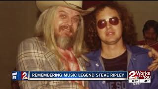 'Tulsa Sound' musician Steve Ripley leaves lasting legacy