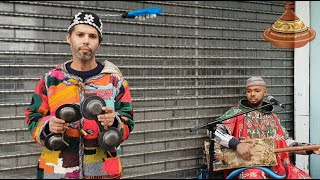 Gnawa Marrakesh London | Street Performers | Moroccan Music