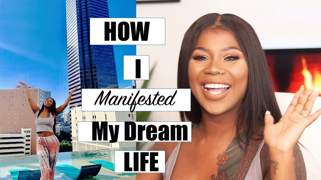 Download I MANIFESTED MY DREAM LIFE   Oxeyegirl Hair