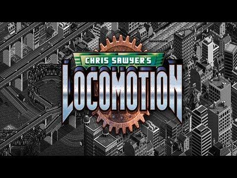 Chris Sawyer's Locomotion: Boulder Breakers  