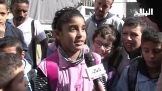 السلطات تهدم عمارات ديار الشمس و العائلات المقصية تستغيث -el bilad tv -