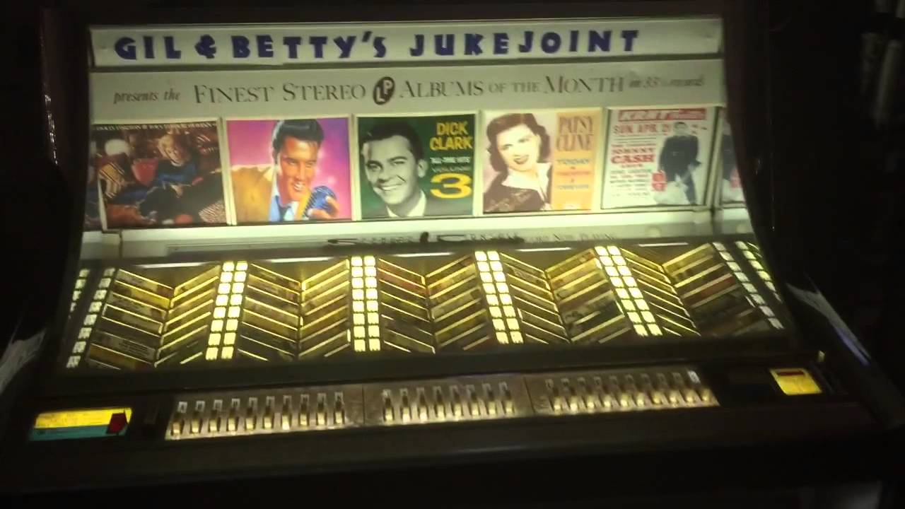 S Seeburg Jukebox Converted To Mp3 Part 1