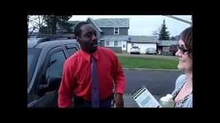 Michael Williams Salesman Comedian (ORIGINAL)