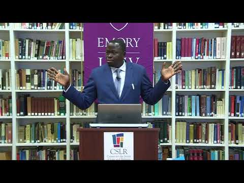 John Wamwara: Christianity and Human Rights in Africa Lecture Series Part 2