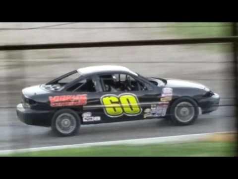 Dustin Virkus @ KRA Speedway- Feature 7.6.17