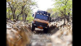 Africa Tour -  Namibia / UNIMOG