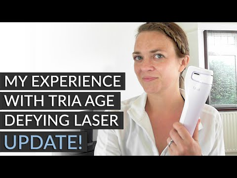 My experience with Tria Age Defying Laser - UPDATE by CURRENTBODY