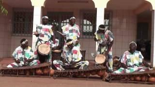 Sali Diabate's Afro Faso plays Fonbanso