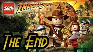 LEGO: Indiana Jones (Original Adventures) THE END - Temple of the Grail