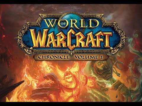 World of Warcraft: Chronicle Volume 1 Book Trailer