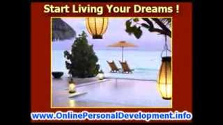 Online Personal Development - Your Mind Is Your Destiny 8Vbim