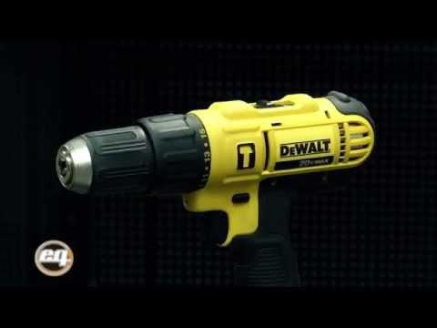 DEWALT: Taladro atornillador DCD776