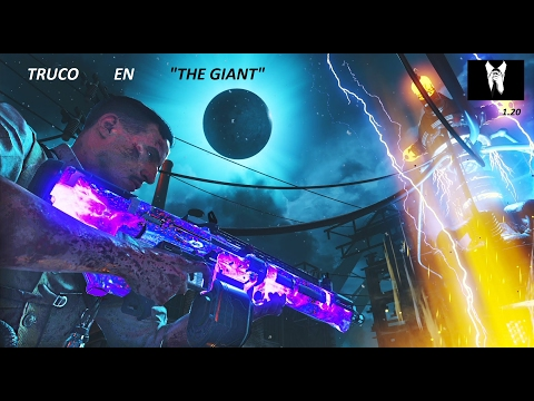 call of duty black ops 3 truco the giant 1.20 glitch bo3 the giant 1.20