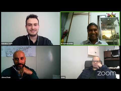 Webinar: Global Metal Tank Market + Insights with Dr. Sajeesh Babu & Andy Moaaz & Ahmed Nouh