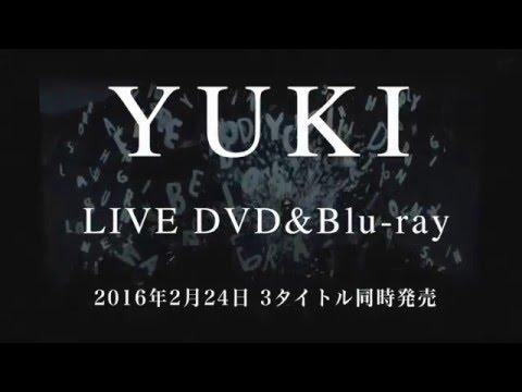 YUKI 「High Times」ティーザームービー