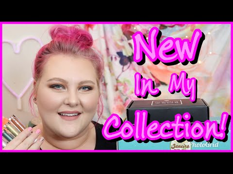 New Beauty In My Collection: April 2018 PR Haul + Some Mini Reviews! | Lauren Mae Beauty