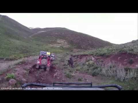 Rocking in Lesotho