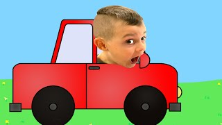 Timko and his cars adventures. A collection of stories for children